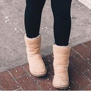 sand colored uggs